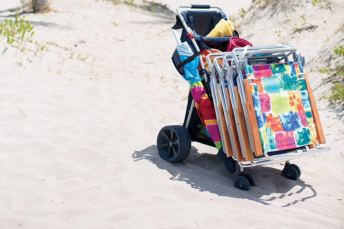 Best Beach Carts 2021